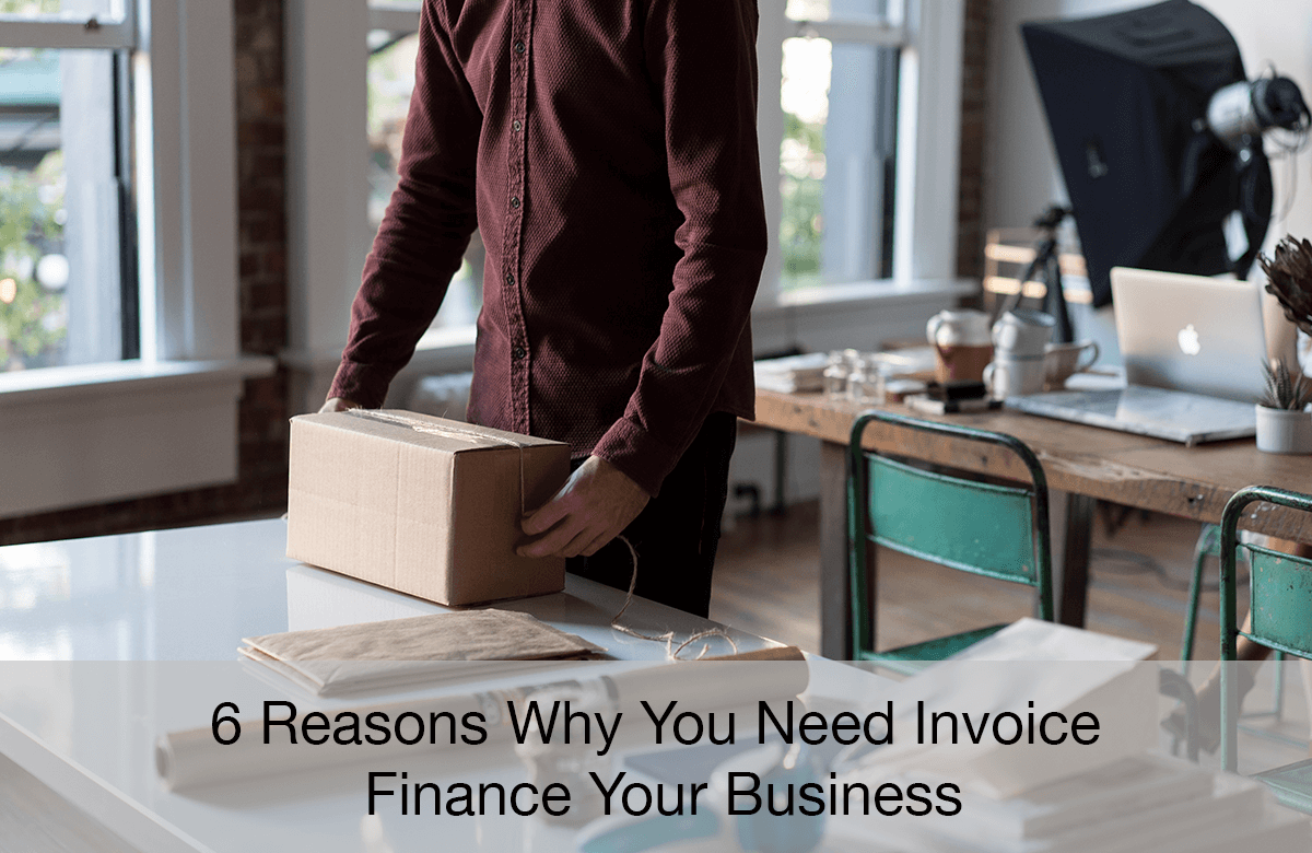 Image for need of Invoice Finance for small businesses