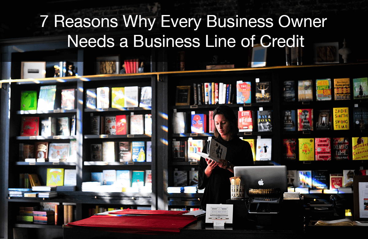 Image for why every business owner needs a Business Line of Credit