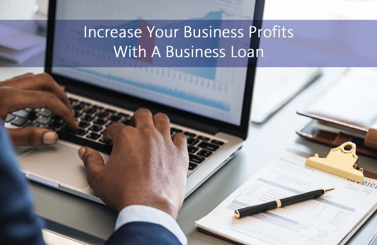 Image for increase in business profit through small business loans