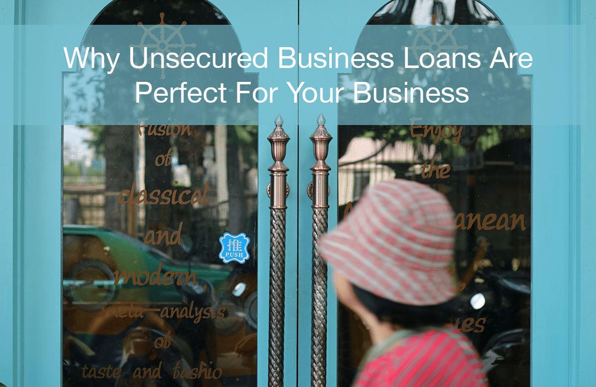 Image for Unsecured Business Loans for Small Businesses