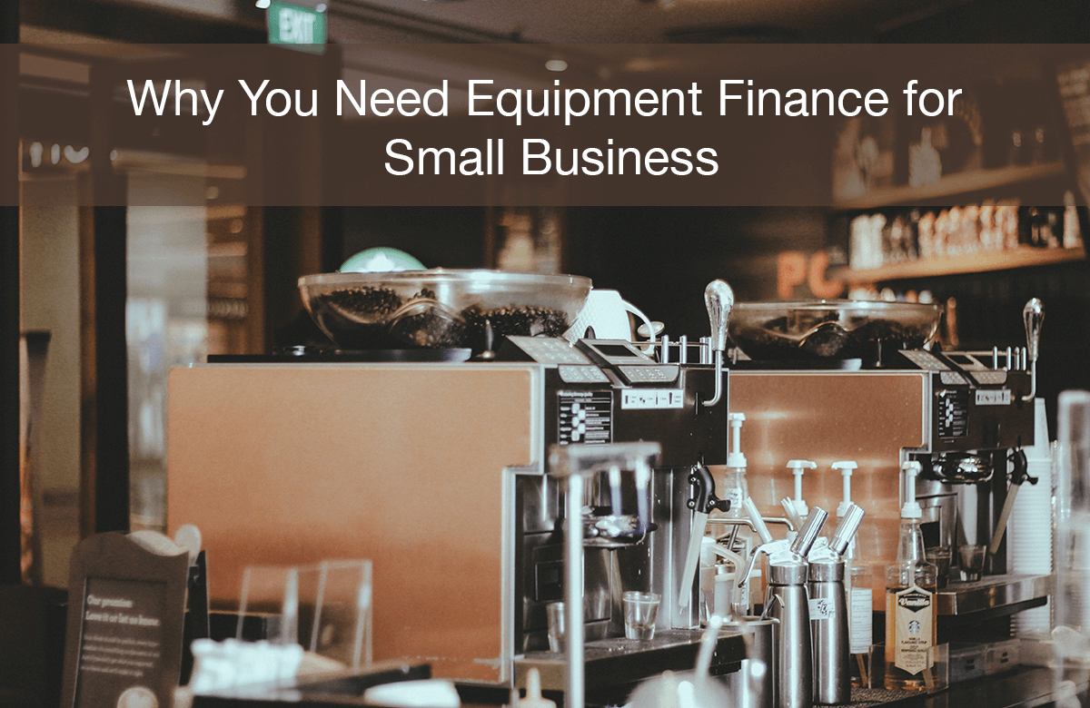 image for blog on equipment finance for small businesses in australia