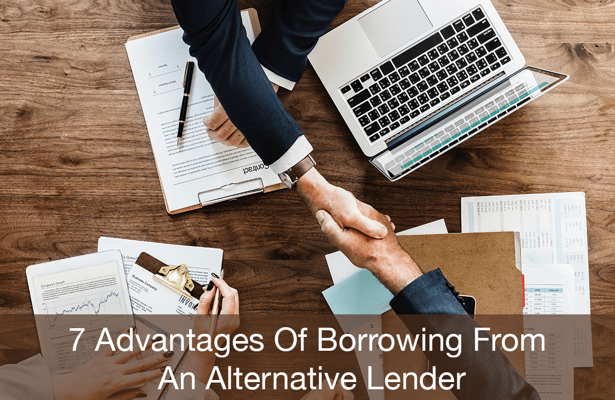 Image for blog on taking business loans from alternative lender
