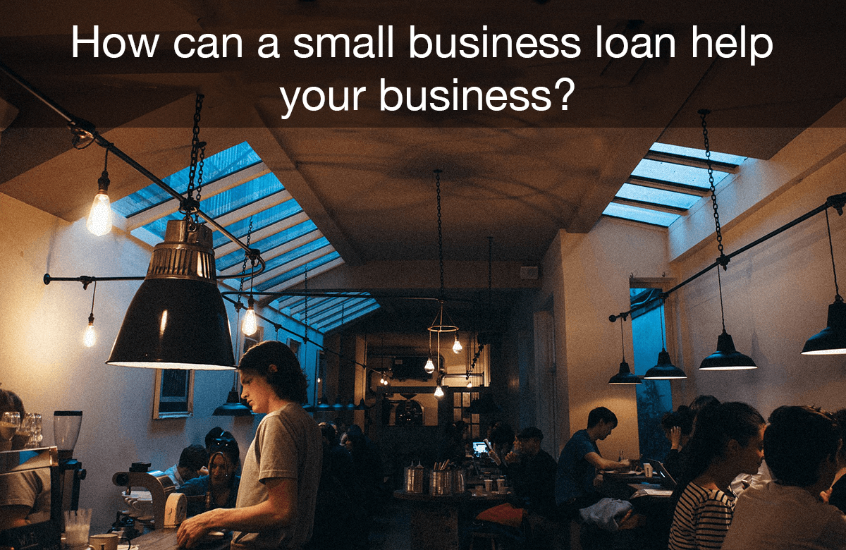 Grow your business with small business loans