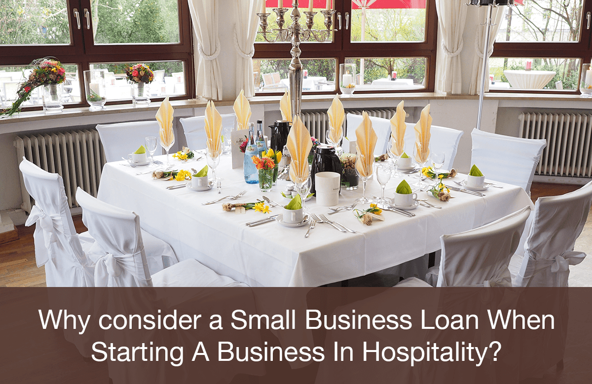 Image for small business loans for hospitality services in Australia