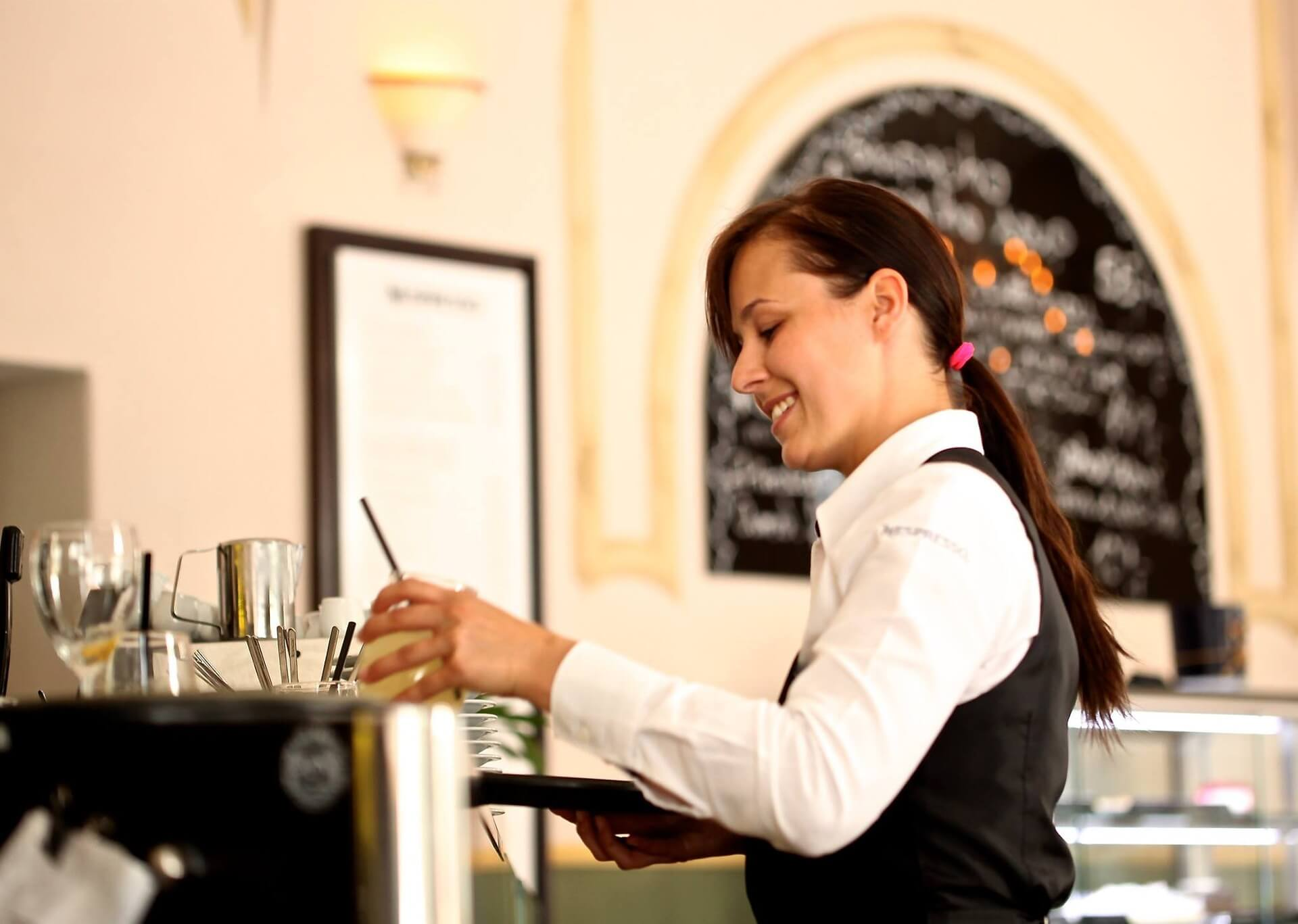Image for hiring staff for hospitality services