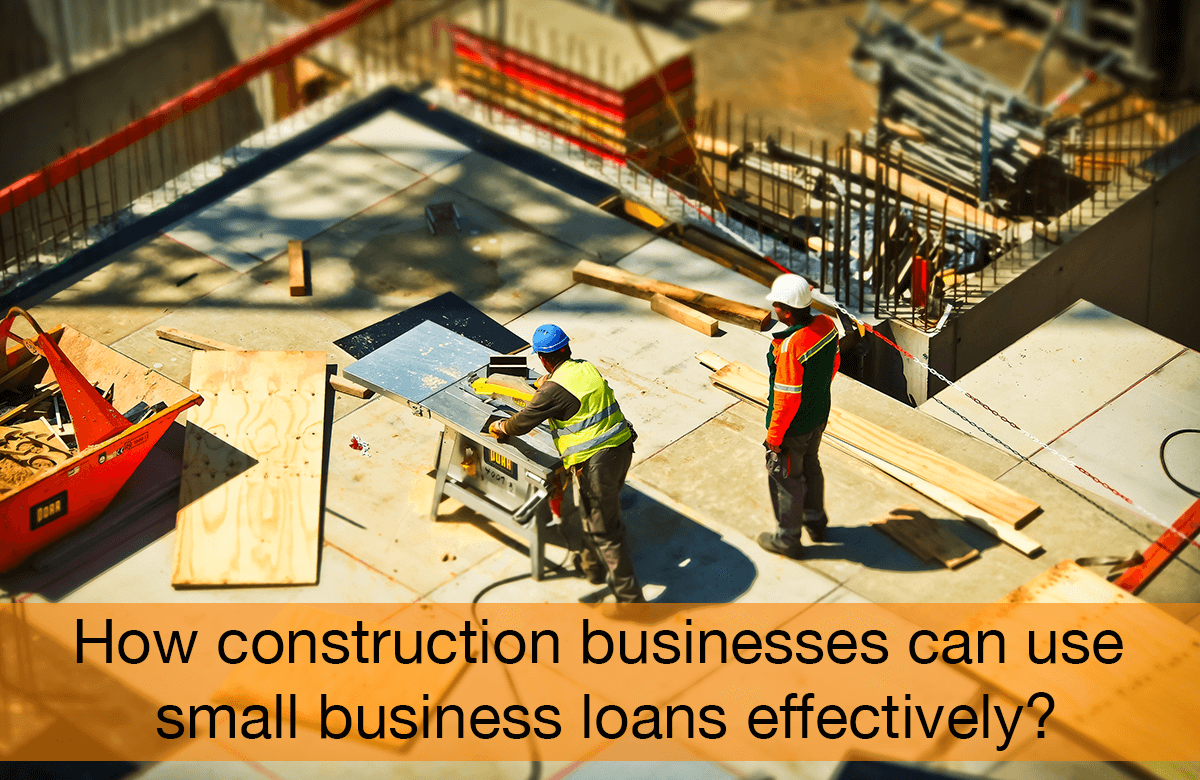 Image for Small Business Loans for Construction Business