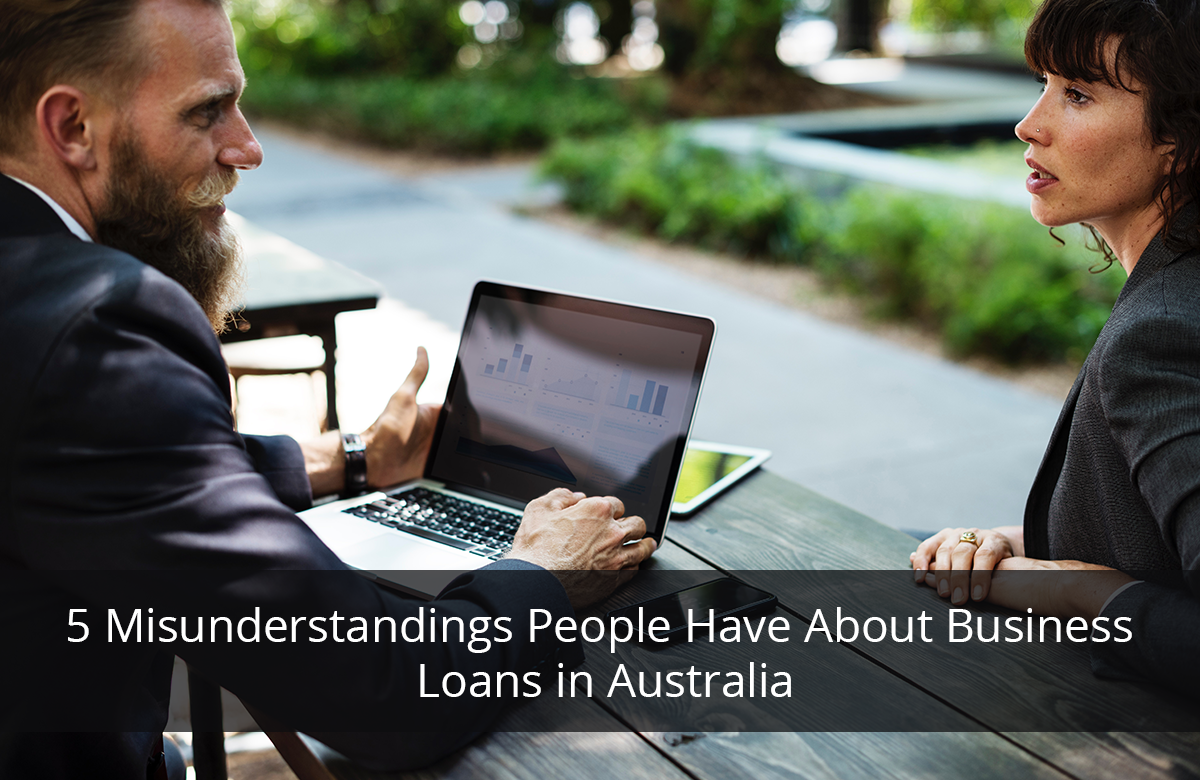 Image for Misunderstandings about Small Business Loans in Australia