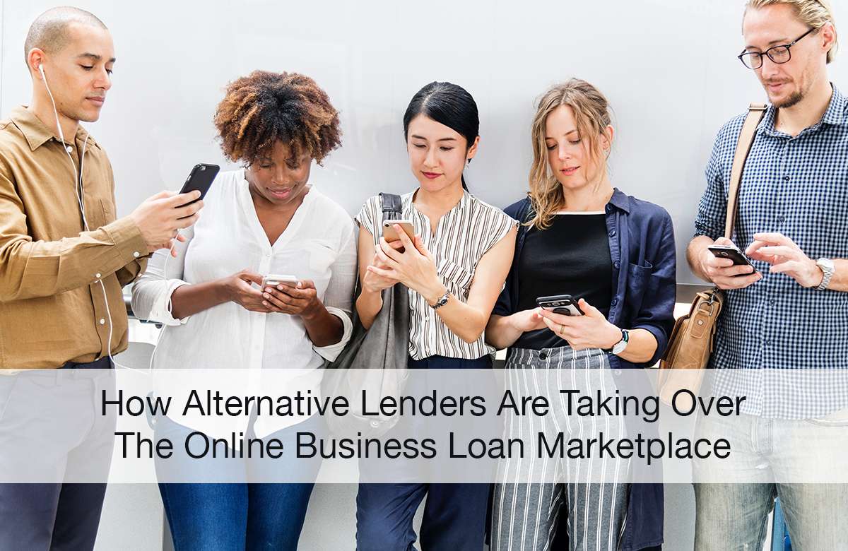 Image for Alternative Lenders in the Online Business Marketplace