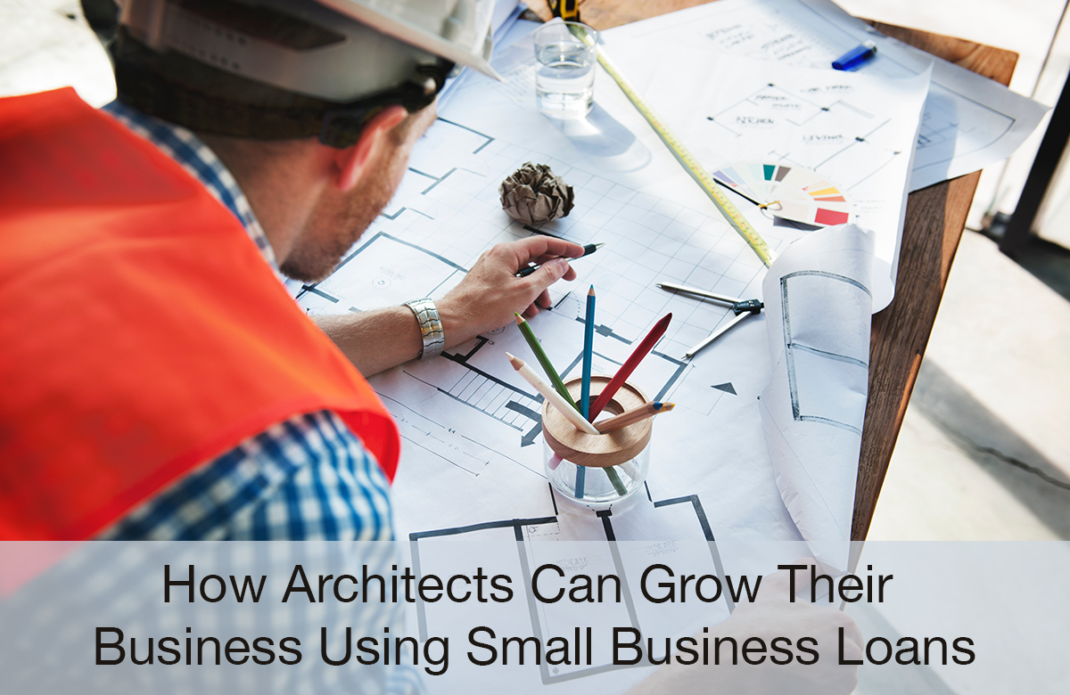 Image for Small business loans for architects