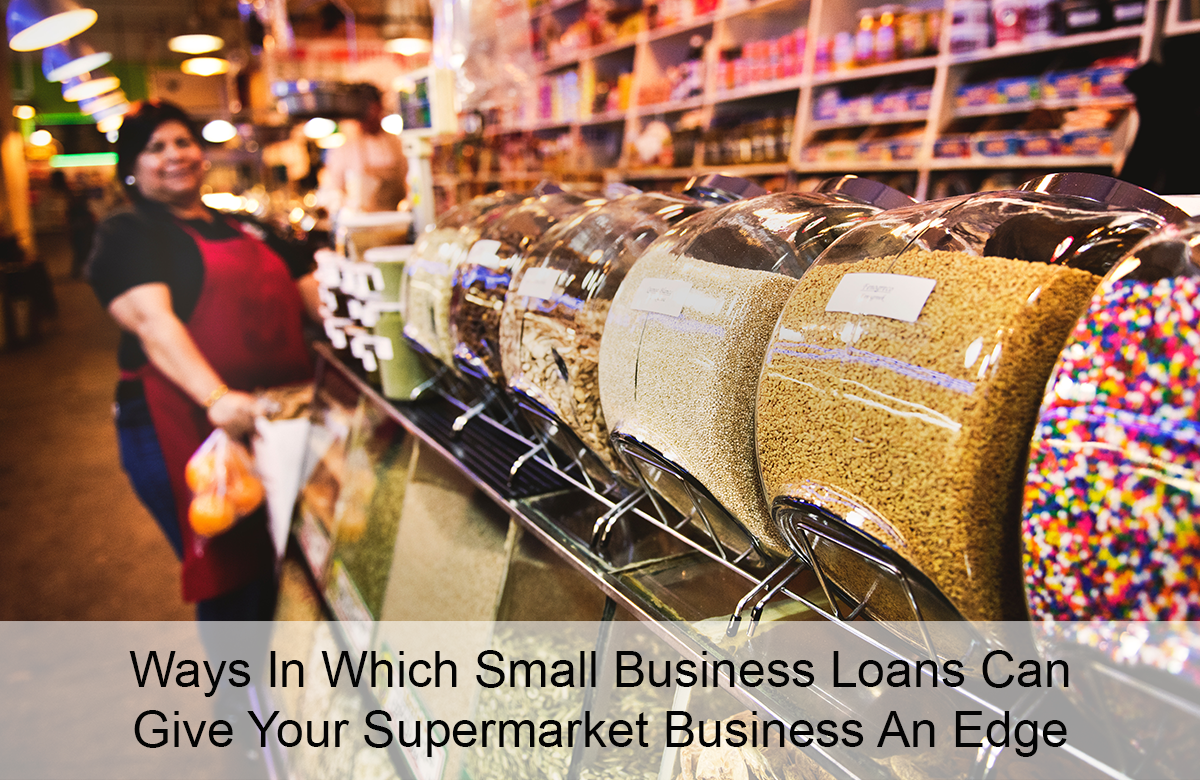 Image for:Small business loan helping Supermarket