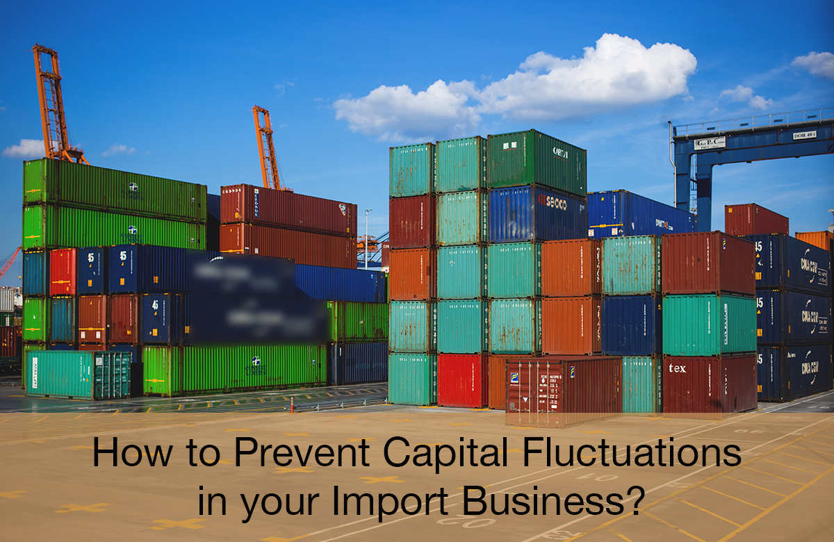 Image for Blog capital fluctuations in import business