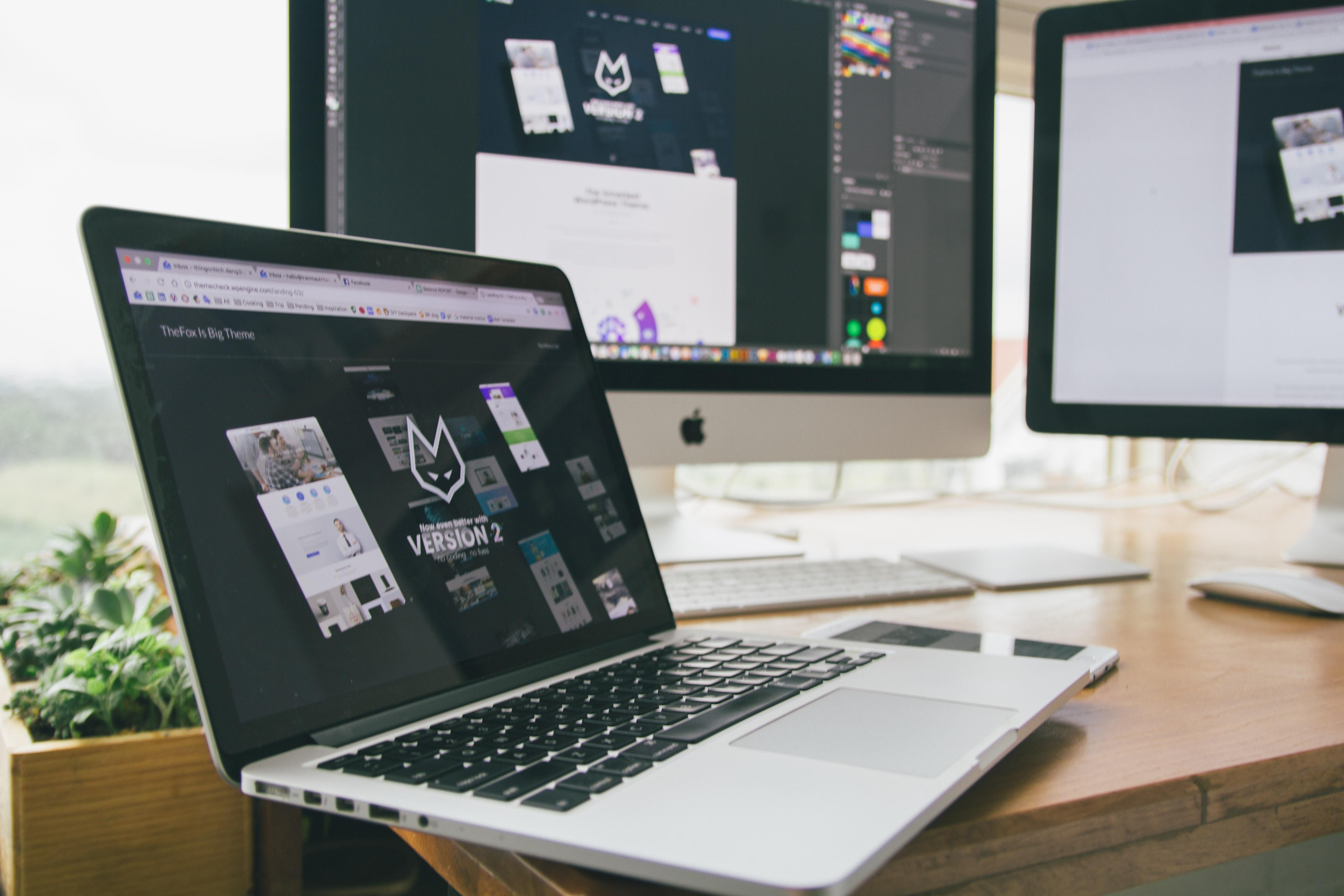 Image for website design
