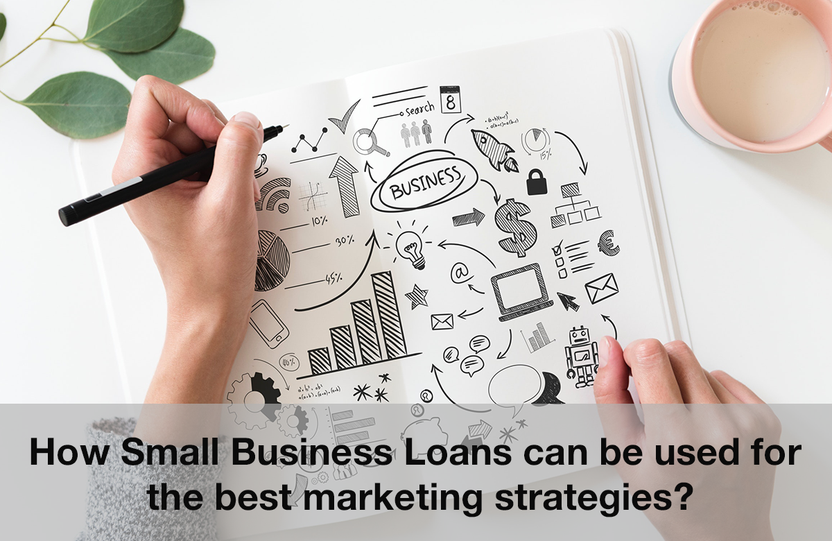 Small business loans for Marketing