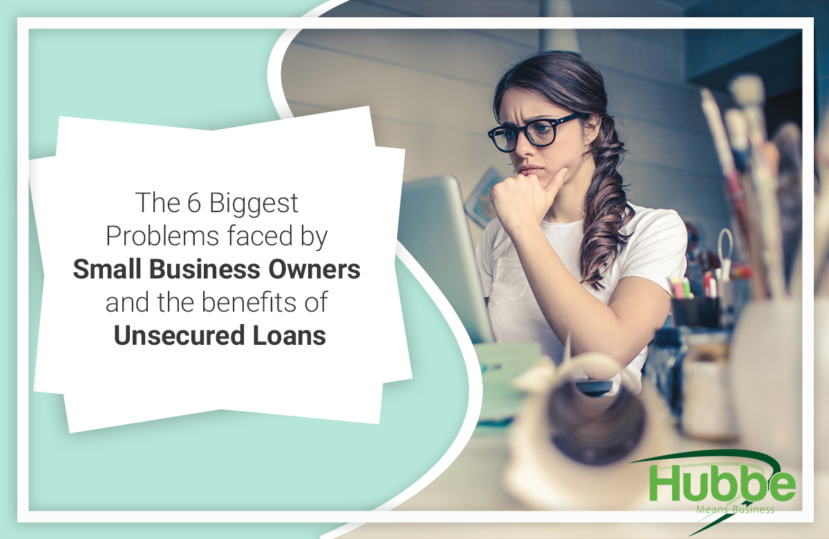 Unsecured loans helps to face challenges of small businesses